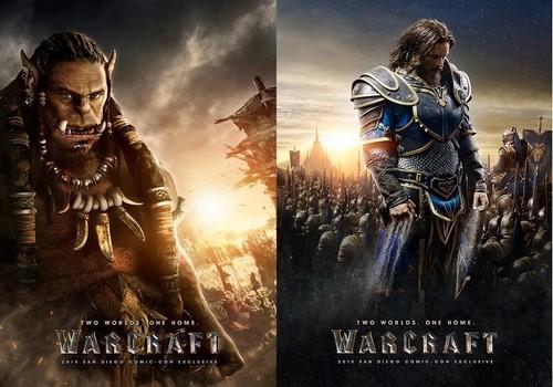 دانلود فیلم وارکرفت Warcraft 2016