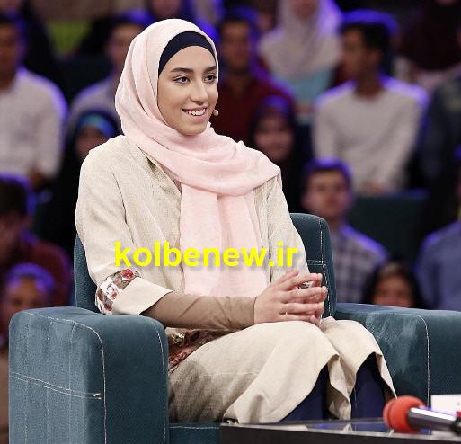 کیمیا علیزاده در خندوانه