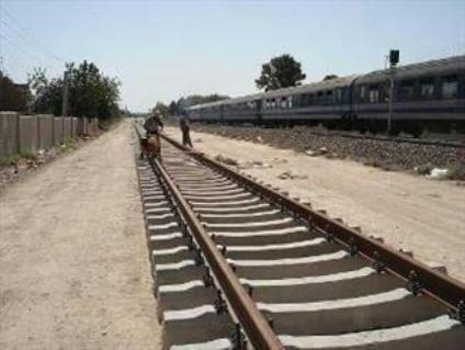 راه آهن  همدان - تهران