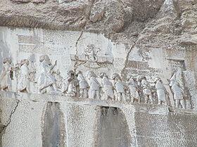 نام بزرگترین سنگ نوشته جهان چیست؟