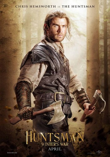 دانلود فیلم The Huntsman Winters War 2016