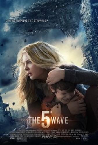 دانلود فیلم پنجمین موج The 5th Wave 2016