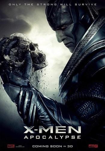 دانلود فیلم X-Men Apocalypse 2016