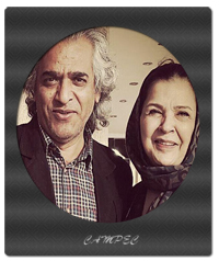 بیوگرافی و عکسهای افسر اسدی و همسرش اصغر همت