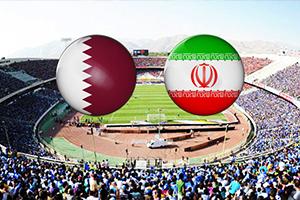 بلیط بازی ایران و قطر جام جهانی ۲۰۱۸ مقدماتی ۱۱ شهریور ۹۵