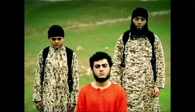 نوجواني که فرمانده گردان اعدامهاي داعش است