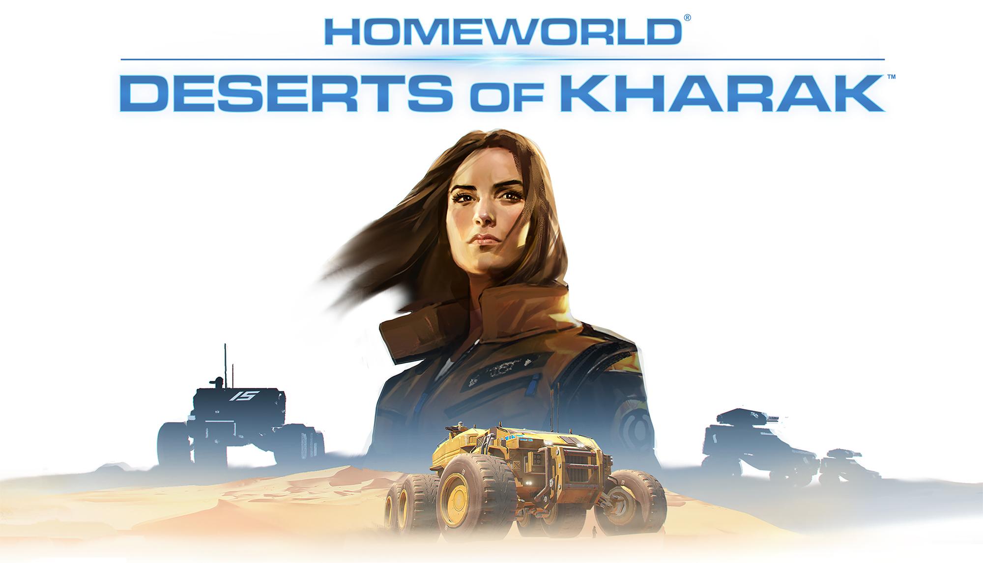 دانلود ترینر بازی HOMEWORLD: DESERTS OF KHARAK