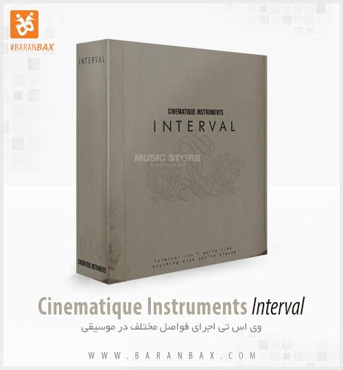 دانلود وی اس تی اجرای فواصل موسیقی Cinematique Instruments Interval