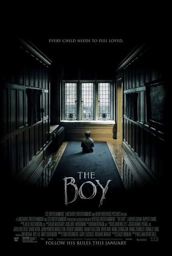 دانلود فیلم The Boy 2016 با لینک مستقیم