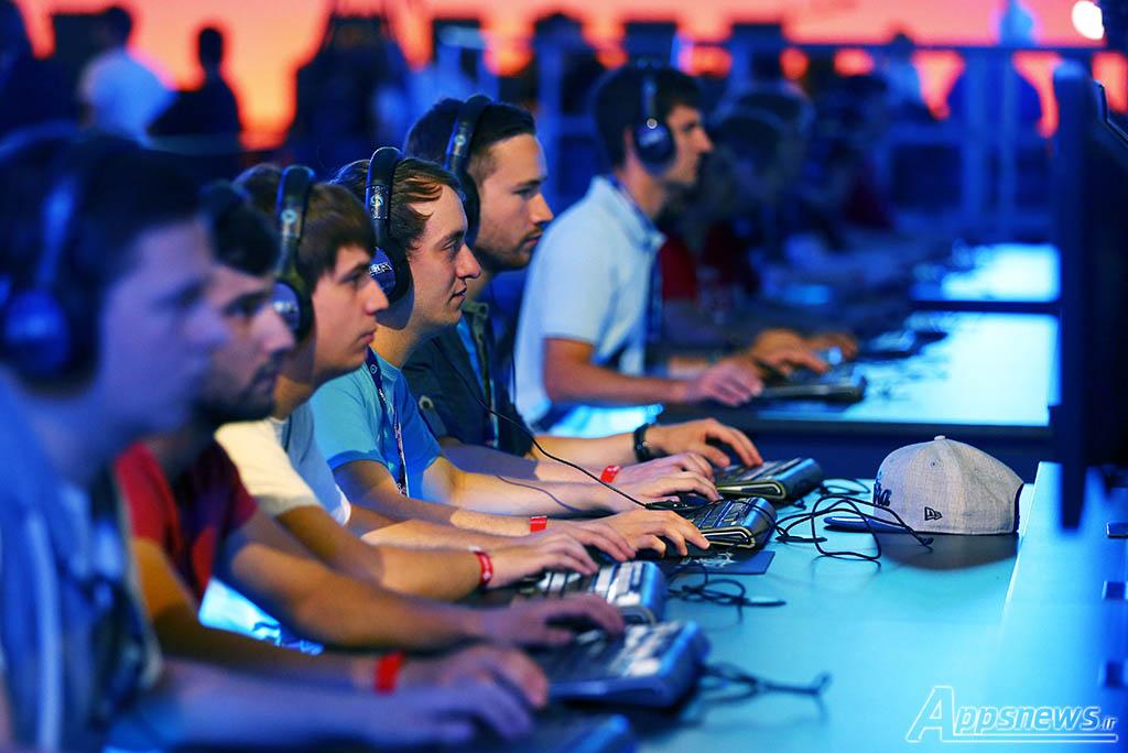 حضور 2000 گیمر ایرانی در لیگ بازی های رایانه ای ایران