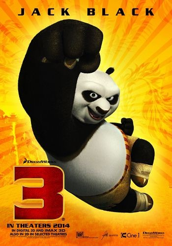 دانلود انیمیشن پاندای کونگ فو کار ۳ Kung Fu Panda 3 2016