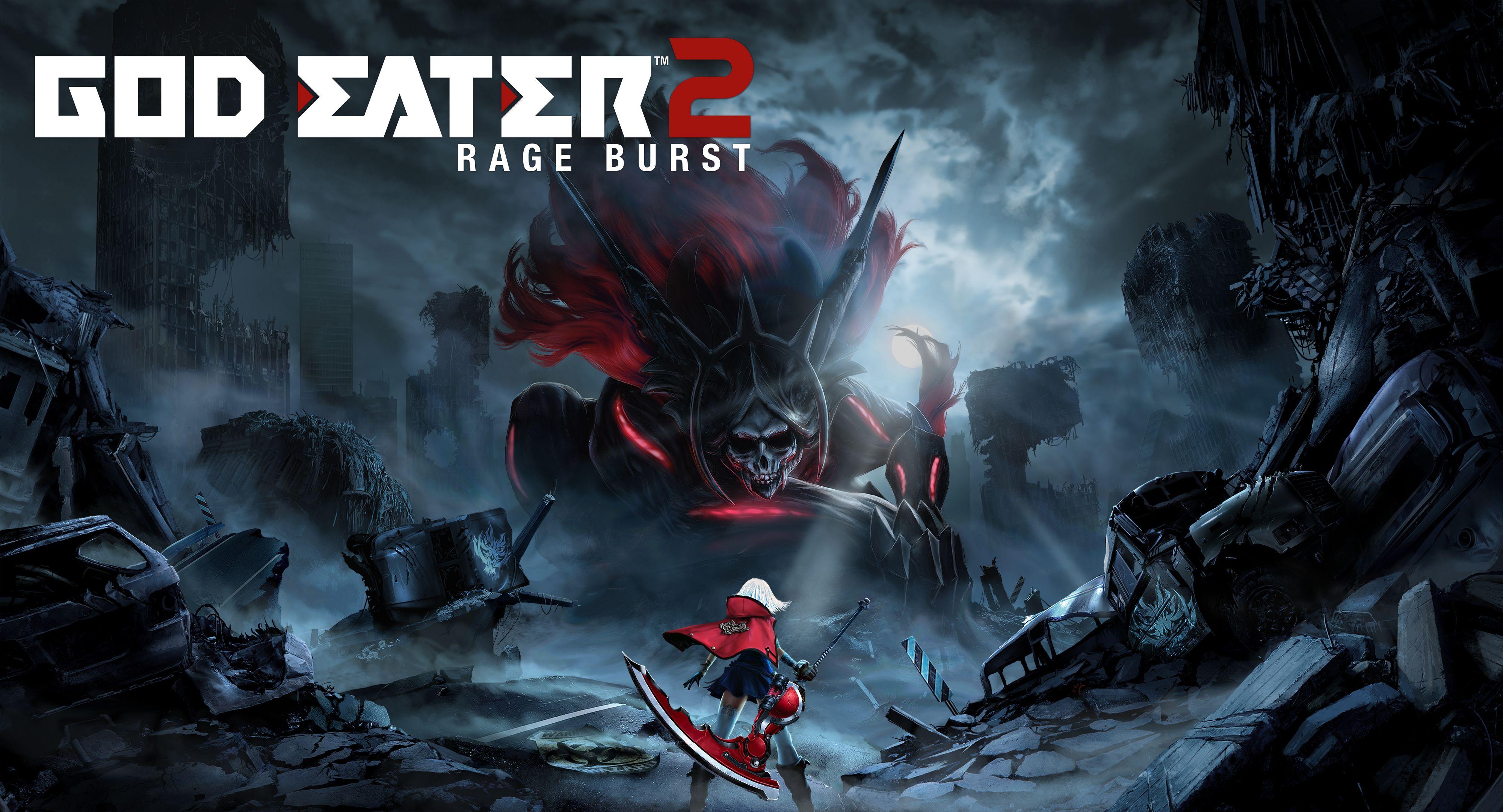 دانلود کرک CPY بازی God Eater 2 Rage Burst