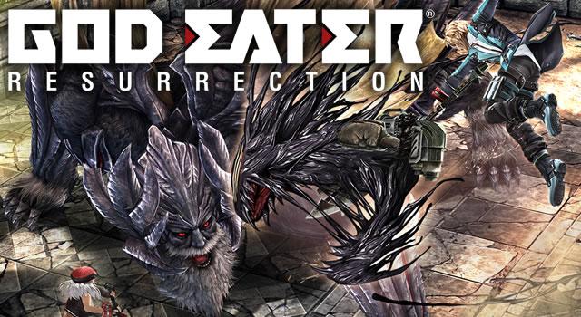 دانلود ترینر بازی GOD EATER RESURRECTION