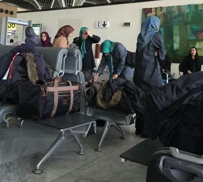 انتقال ۳۷ نفراز اسرای لیبرتی به آلبانی