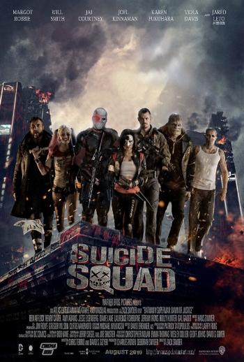 دانلود فیلم جوخه انتحار Suicide Squad 2016 با زیرنویس فارسی و کیفیت عالی