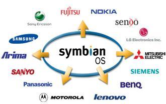 سیستم عامل موبایل - سیمبین