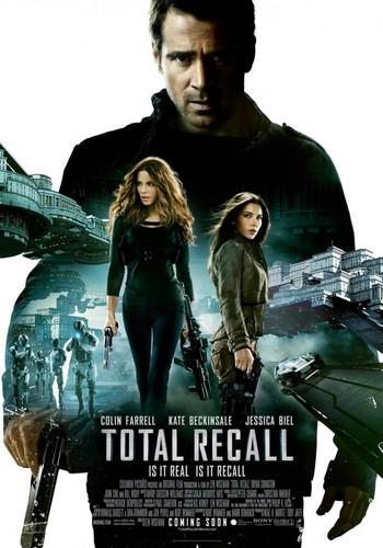 دانلود دوبله فارسی فیلم یادآوری کامل Total Recall 2012