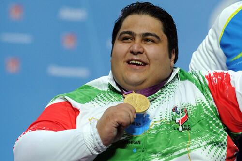 مراسم افتتاحیه پارالمپیک | دانلود لحظه رژه کاروان ایران | فیلم و عکس