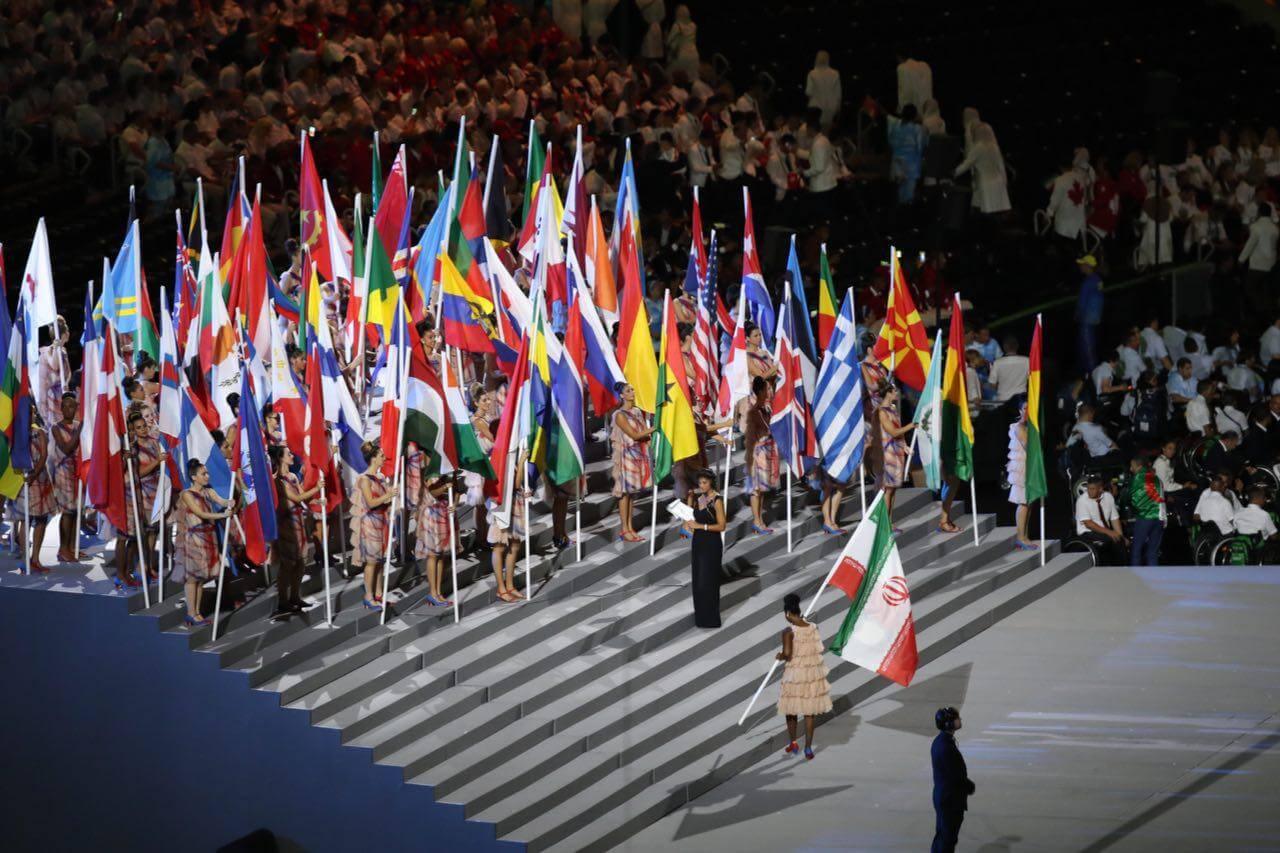 پارالمپیک ریو 2016