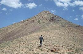 دماوند کوچولو | کدام قله به دماوند کوچولو شهرت دارد؟ | گندم کوه آزاد کوه سه سنگ