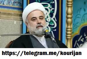 حجت الاسلام رنجبر -مسجد مهدیه همدان