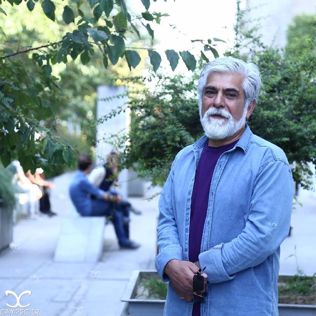 حسین پاکدل در نمایشگاه عکس چند سالگی های من