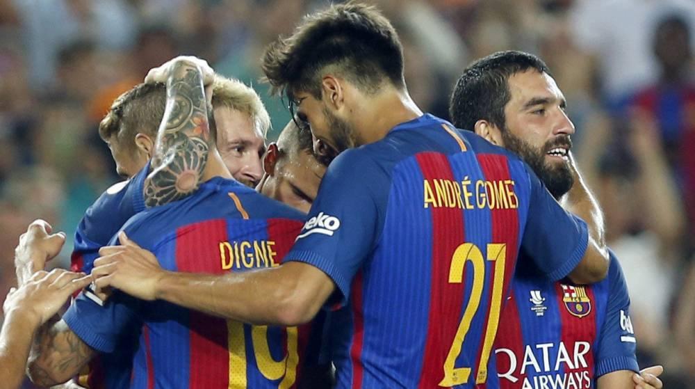 نتیجه بازی بارسلونا و آلاوز 20 شهریور 95 | خلاصه و گلها دیشب