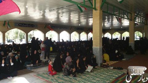 تصاویرم راسم دعای عرفه در نورآبادممسنی