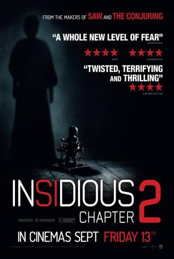 دانلود فیلم دوبله فارسی توطئه آمیز ۲ Insidious Chapter 2 2013