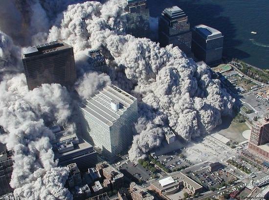 افشای ارتباط عجیب 11 سپتامبر و فاجعه منا +تصویر و کلیپ
