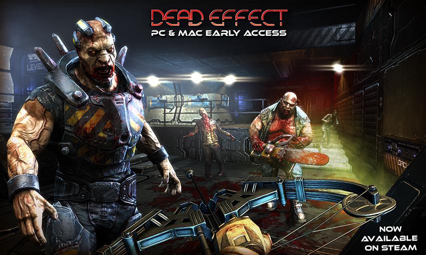 دانلود ترینر بازی DEAD EFFECT