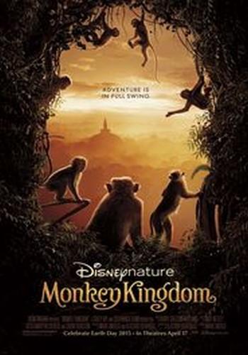 دانلود فیلم Monkey Kingdom 2015