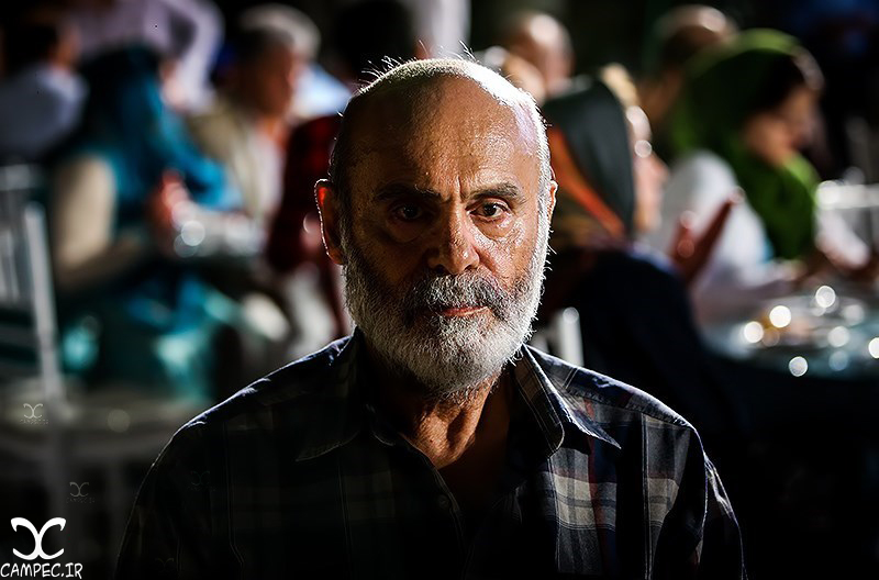 جمشید هاشم پور در جشن روز ملی سینما