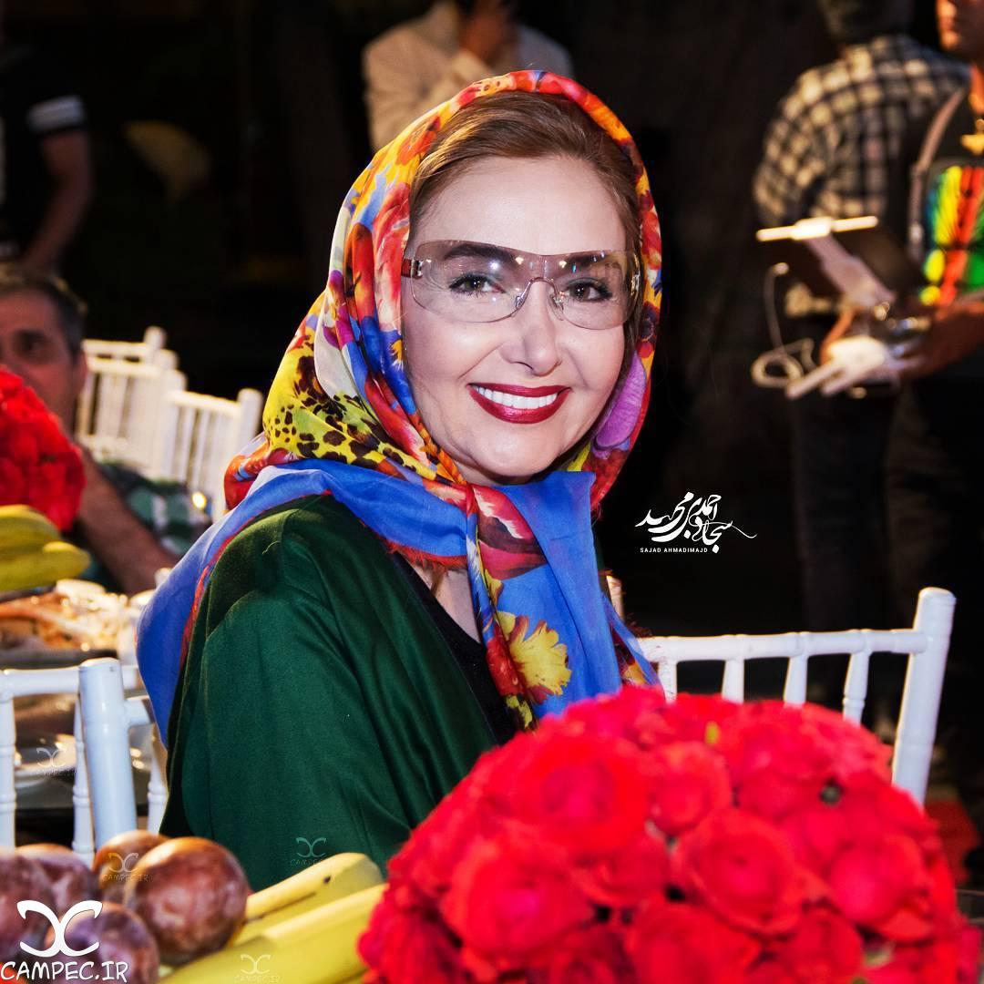 کتایون ریاحی در جشن روز ملی سینما