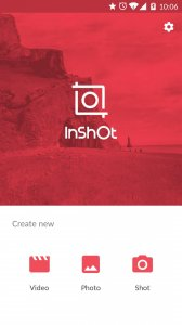 دانلود برنامه ی تنظیم کردن عکس و فیلم در اینستاگرام instashot اندروید