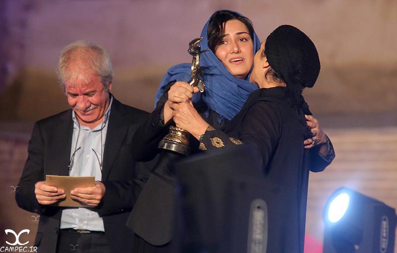 عکسها و برندگان مراسم هجدهمين جشن خانه سینما