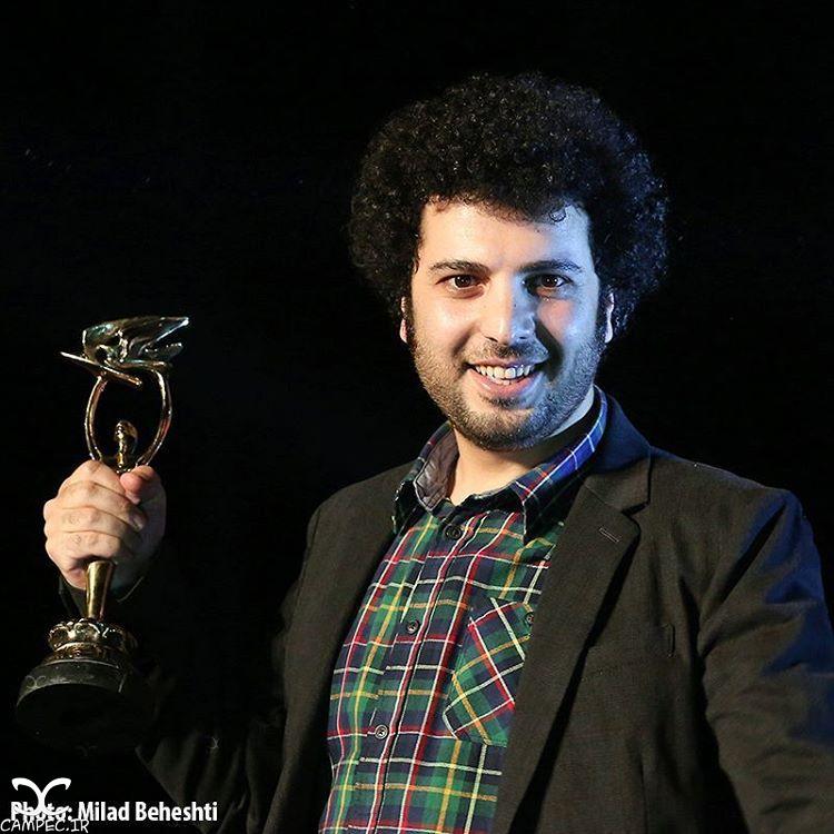 سعید روستایی در هجدهمين جشن خانه سینما