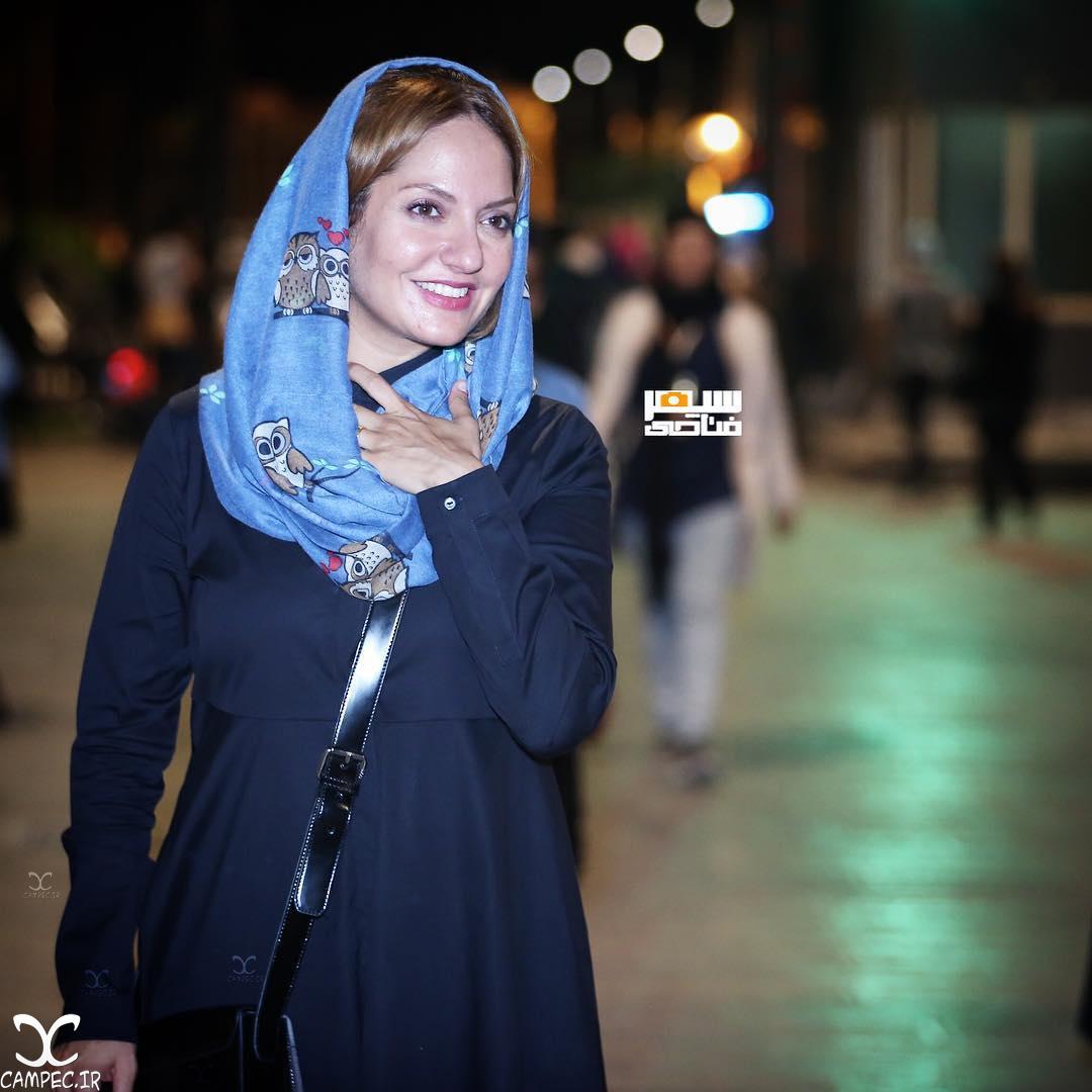 مهناز افشار در هجدهمین جشن خانه سینما