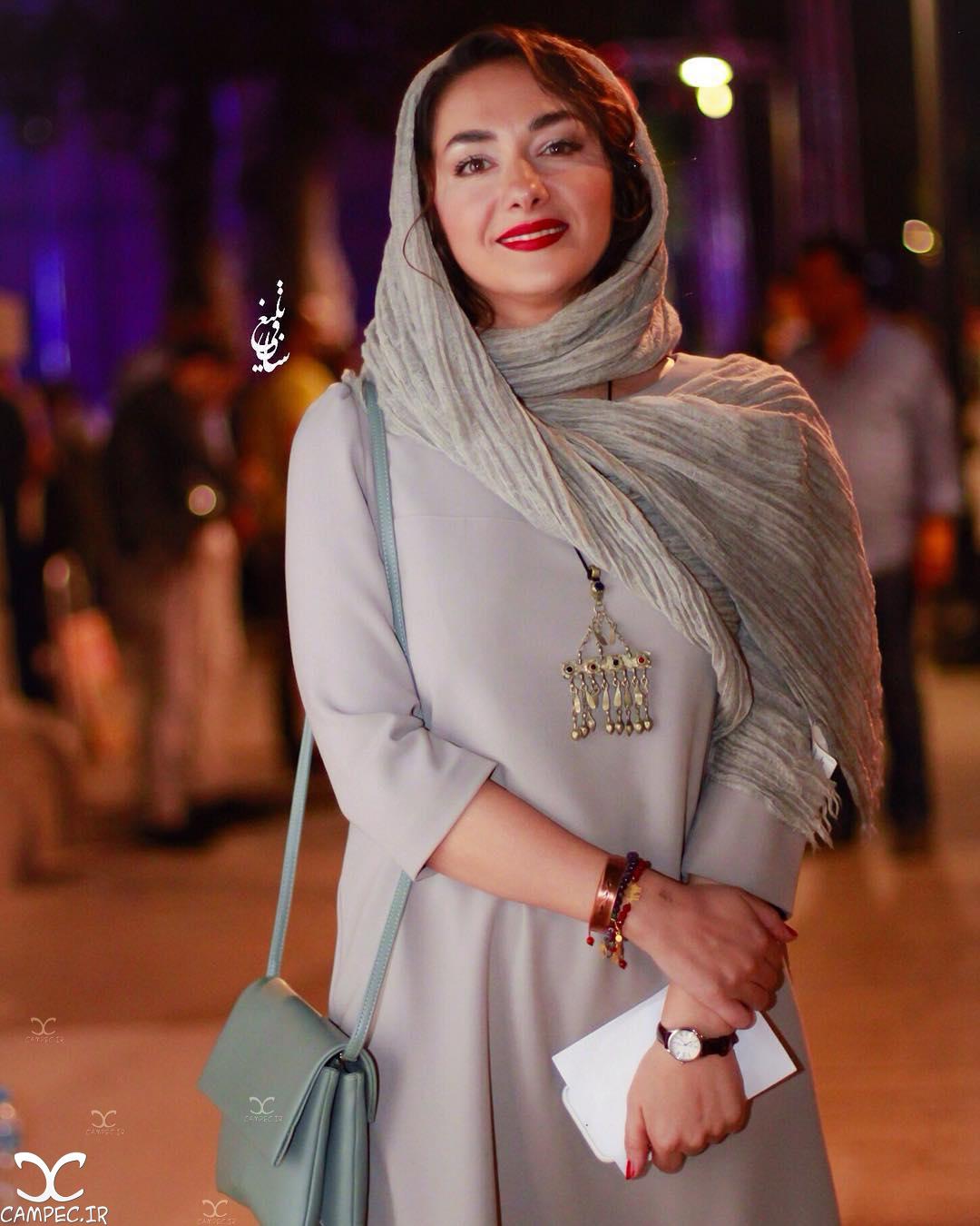 هانیه توسلی در هجدهمین جشن خانه سینما