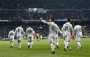 نتیجه بازی رئال مادرید و سویا 23 دی 95 فیلم گلها و خلاصه دیشب