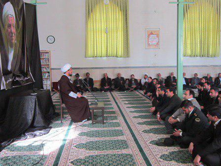 ترحیم مرحوم هاشمی رفسنجانی در روداب