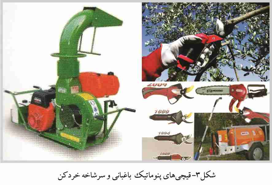 ابزار آلات هرس