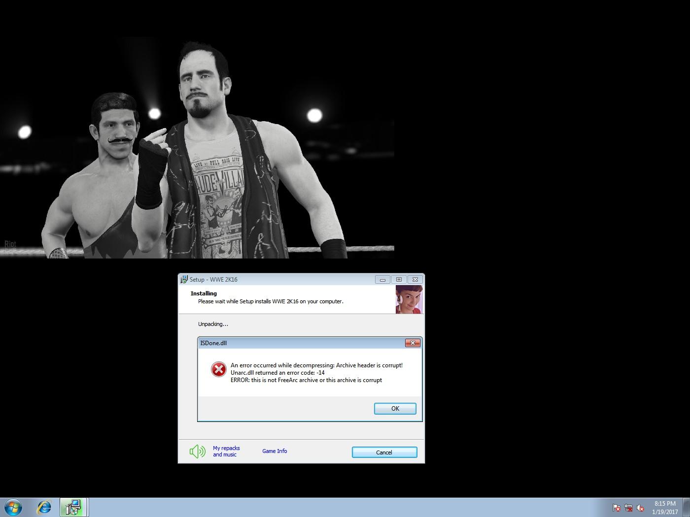 WWE 2K16 + All DLCs | FitGirl Repacks