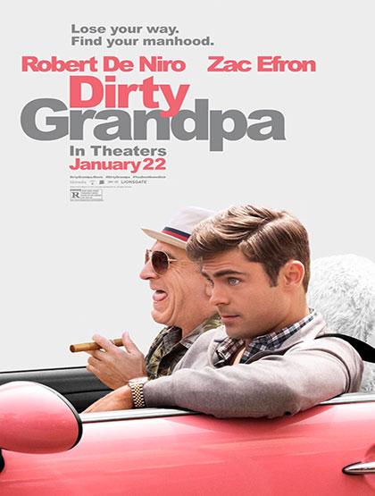 دانلود فیلم Dirty Grandpa 2016 با لینک مستقیم