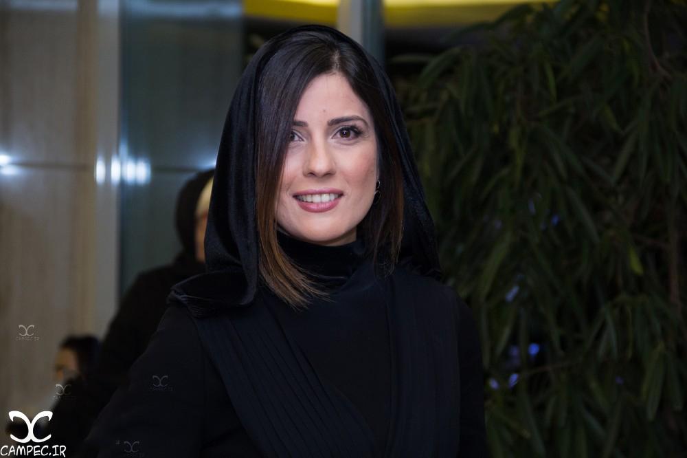سارا بهرامی در افتتاحیه جشنواره 35 فیلم فجر