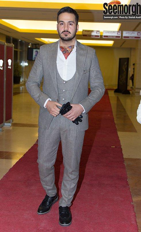میلاد کی مرام در فستیوال فیلم فجر 35