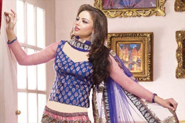 زیباترین و شیک ترین عکس های مدل لباس هندی