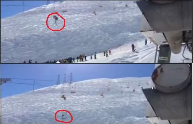 دانلود فیلم سقوط دختر اسکی باز از تلهسییژ دربندسر