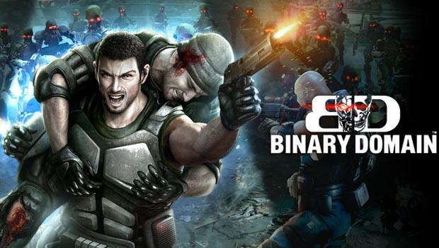 ترینر جدید بازی Binary Domain