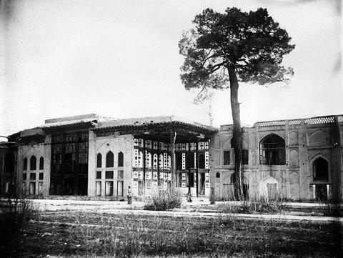 کاخ هفت دست اصفهان